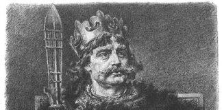 Bolesław I Wielki, król Polski, obraz Jana Matejki