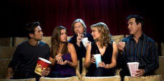 Sposób użycia, Zasady Zaangażowania, Rules of engagement - sitcom; Patrick Warburton, Megyn Price, Oliver Hudson, Bianca Kajlich, David Spade