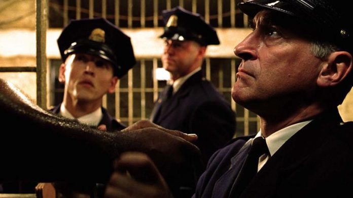 Zielona Mila-The Green Mile-Michael Clarke Duncan, Jeffrey DeMunn, David Morse, Doug Hutchison
