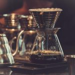 Dzbanek z kawą, kawiarka