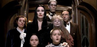 Rodzina Adamsów-The Addams Family