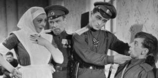 Dodek na froncie - polski film przedwojenny