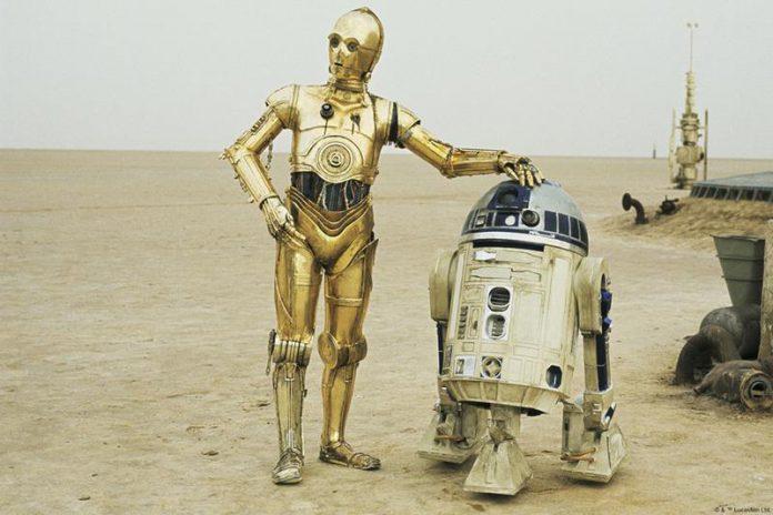 Gwiezdne wojny C3-PO i R2-D2