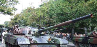 PT-91 Twardy polski czołg podstawowy