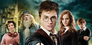 plakat filmu Harry Potter zakon feniksa