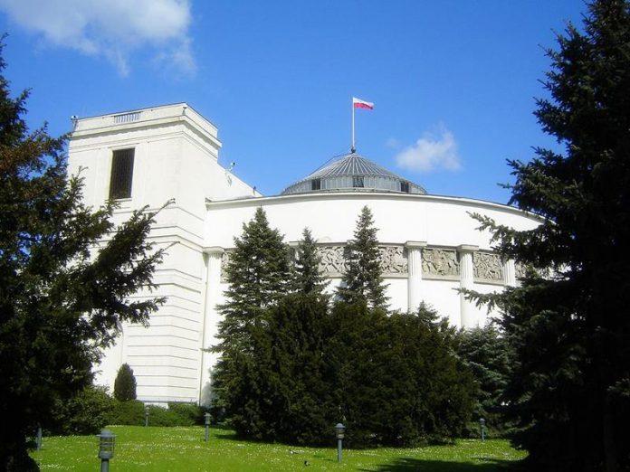 Budynek Sejmu RP - ciekawy quiz o Polsce