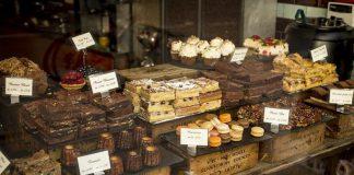 Stoisko ze słodyczami - quiz kulinarny