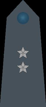 Podporucznik, oznaczenie na naramienniku, quizy o wojsku