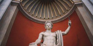 Rzeźba rzymska - quiz o starozytności, starożytnym rzymie