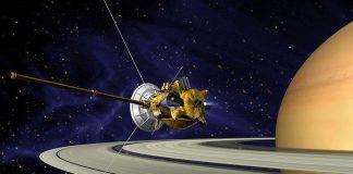 Sonda Cassini na orbicie Saturna - tematyczny quiz na dziś