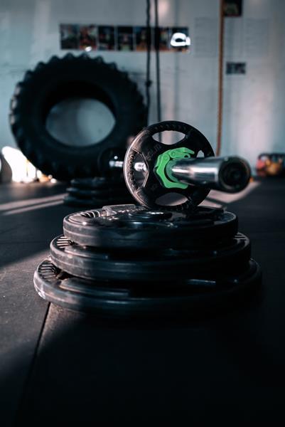 sztanga i obciążenia, wyposarzenie siłowni