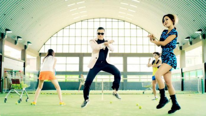 PSY-Gangnam Style-official music video-1 mld youtube