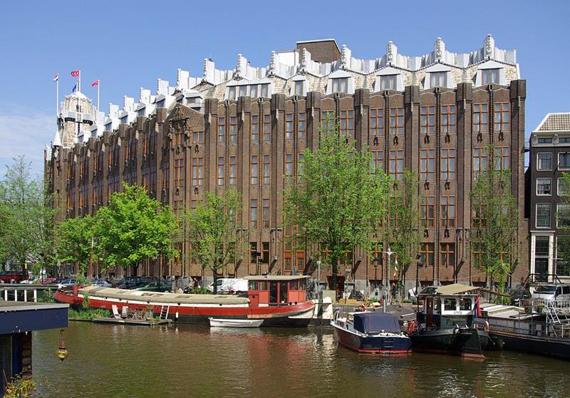 Amsterdam-Scheepvaarth-Niderlandy-Quiz Podróżniczy