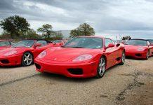Ferrari-komis