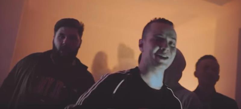 Tymek ft. Big Scythe-Język Ciała-teledysk 100 mln odsłon