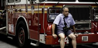 amerykański wóz strażacki, strażak quizydlawiedzy.pl humor