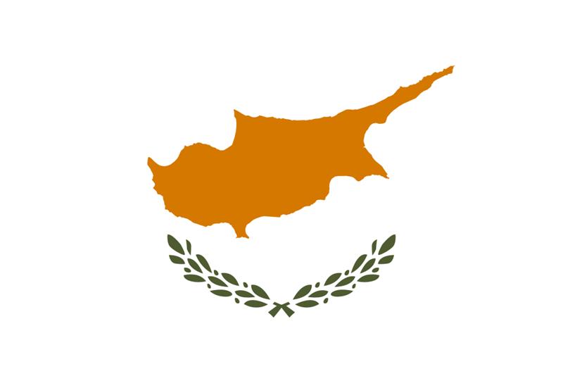 Cypr flaga