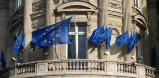 Flagi Uni Europejskiej