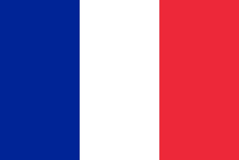 Francja flaga