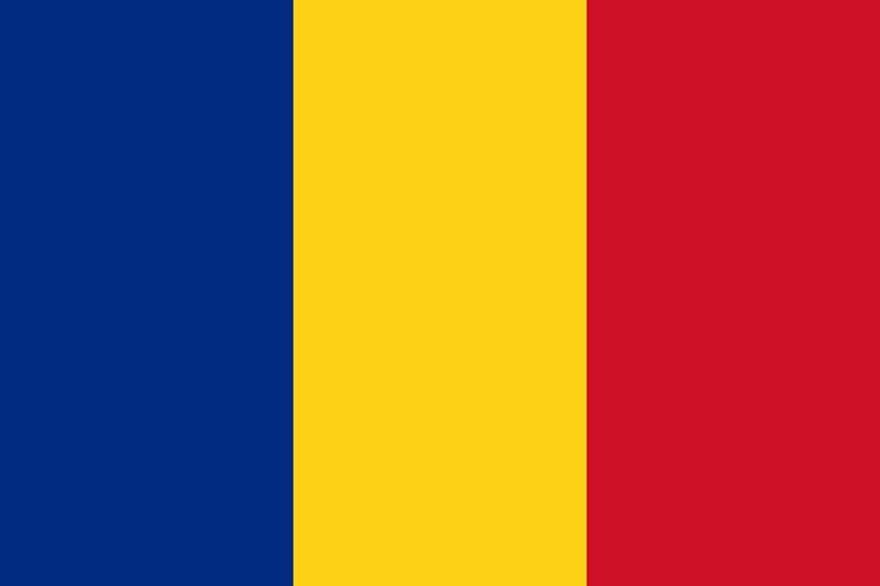 Rumunia flaga