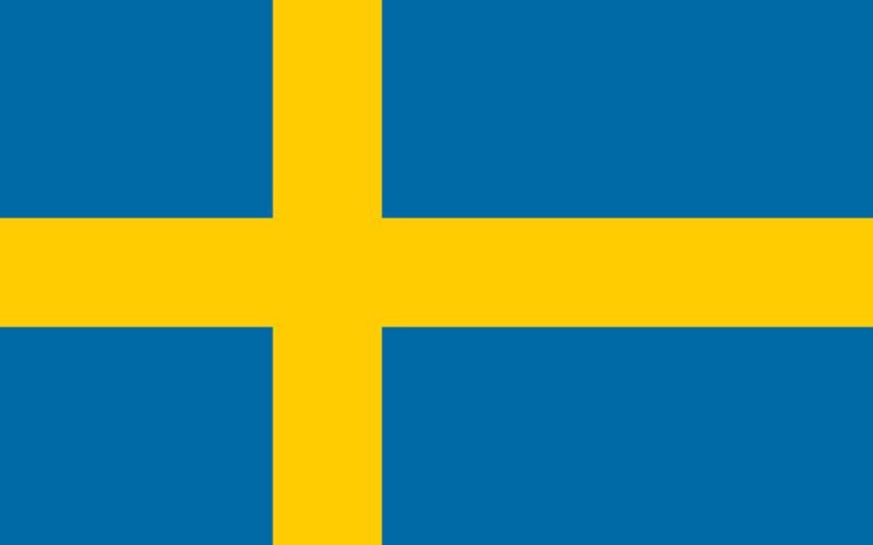 Szwecja flaga
