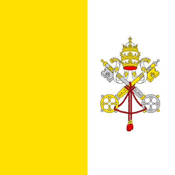 Watykan flaga