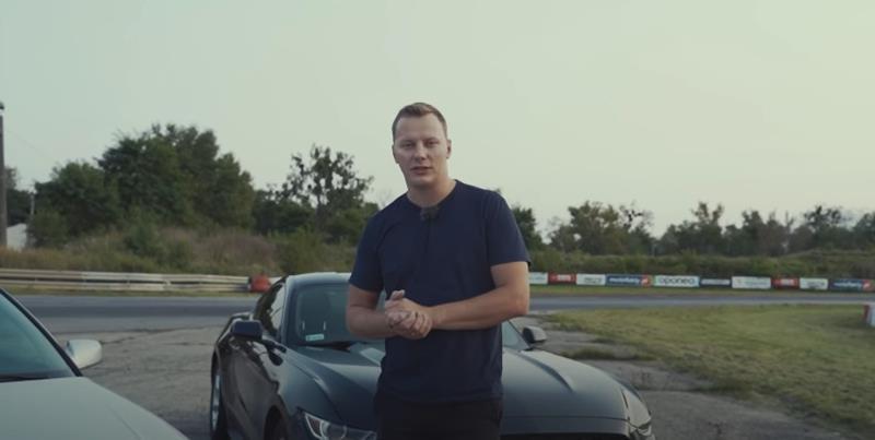 KicksterTV-Sebastian Kraszewski-popularny-youtuber-motoryzacyjny
