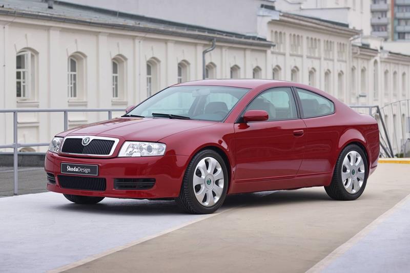 Škoda Superb Coupe concept, Škoda Tudor