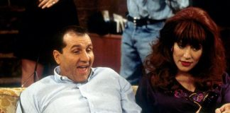 Ed o'Neill-All BundyiKatey Sagal-Peggy Bundyw serialu komediowym Świat według Bundych